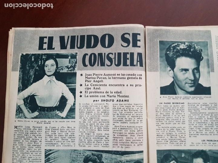 Coleccionismo de Revista Garbo: Revista Garbo nº 160 - 7 de Abril de 1956 - Foto 4 - 242402570