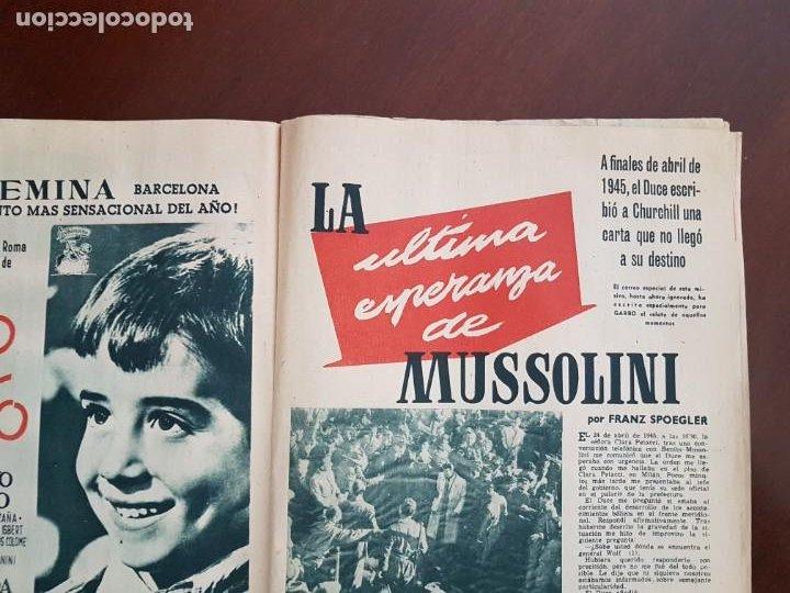 Coleccionismo de Revista Garbo: Revista Garbo nº 160 - 7 de Abril de 1956 - Foto 3 - 242402570