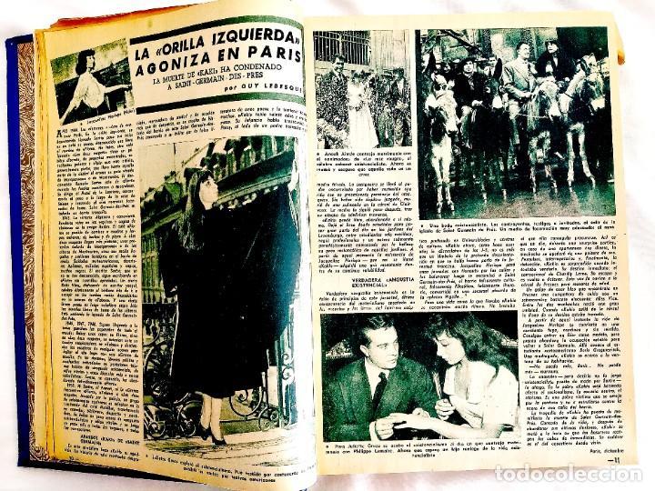 Coleccionismo de Revista Garbo: REVISTA GARBO - TOMOS 1953 - 1958 - Foto 3 - 244562190