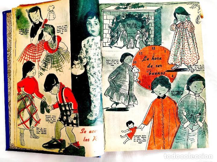 Coleccionismo de Revista Garbo: REVISTA GARBO - TOMOS 1953 - 1958 - Foto 4 - 244562190