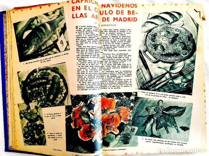 Coleccionismo de Revista Garbo: REVISTA GARBO - TOMOS 1953 - 1958 - Foto 5 - 244562190