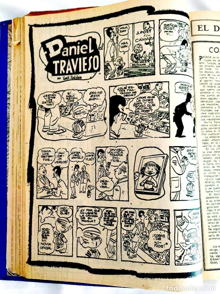 Coleccionismo de Revista Garbo: REVISTA GARBO - TOMOS 1953 - 1958 - Foto 8 - 244562190
