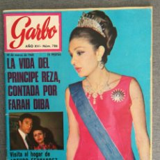 Coleccionismo de Revista Garbo: GARBO Nº 855 1968 CHRIS BARNARD, MARILYN MONROE, POP TOPS, CLUB DE LOS SUICIDAS, JULITA MARTINEZ. Lote 244806185