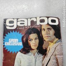Coleccionismo de Revista Garbo: REVISTA GARBO NUM 999 21 JUNIO 1972. RAPHAEL. Lote 244809720