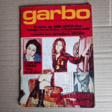 Coleccionismo de Revista Garbo: NT GARBO 994 NURIA ESPERT CHOFER JOHN LENNON SOFIA LOREN CHARO LOPEZ FIFO POCHA LUIS VARELA GOYANES. Lote 245546835