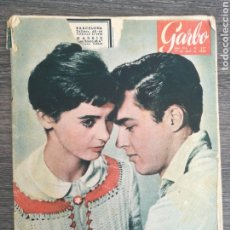Colecionismo da Revista Garbo: REVISTA GARBO 317 1959 INAUGURACIÓN VALLE DE LOS CAÍDOS. SONALI DAS GRUPTA, ROSSELLINI, DALAI LAMA. Lote 248433625