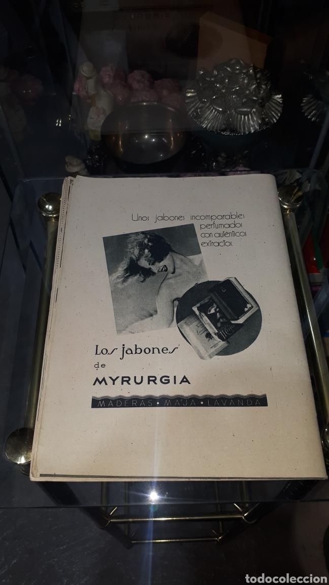 Coleccionismo de Revista Garbo: Revista Garbo año V N° 239 12 de Octubre de 1957 - Foto 2 - 248453415