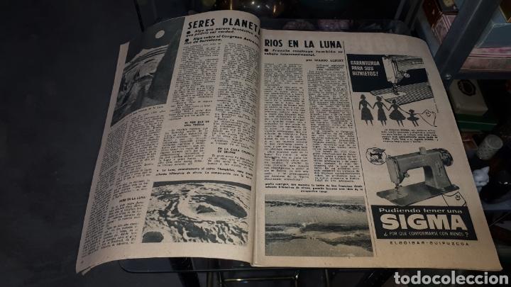 Coleccionismo de Revista Garbo: Revista Garbo año V N° 239 12 de Octubre de 1957 - Foto 3 - 248453415