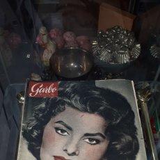 Coleccionismo de Revista Garbo: REVISTA GARBO AÑO V N° 239 12 DE OCTUBRE DE 1957. Lote 248453415