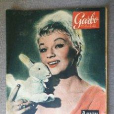 Colecionismo da Revista Garbo: REVISTA GARBO 315 1959 PREMIO CAFÉ GIJÓN, LIZ TAYLOR, CELINA MARTÍN, SORAYA, RAMÓN MENÉNDEZ PIDAL. Lote 248512905