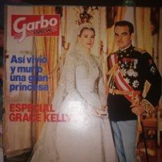 Coleccionismo de Revista Garbo: GARBO. ESPECIAL GRACE KELLY. Lote 253719725