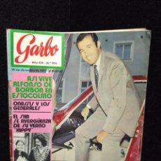 Coleccionismo de Revista Garbo: GARBO - Nº 974 - ALFONSO DE BORBON - ONASSIS. Lote 254939715