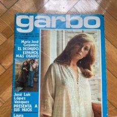 Coleccionismo de Revista Garbo: GARBO Nº 1177 -. Lote 256034615