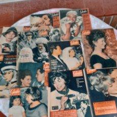 Coleccionismo de Revista Garbo: LOTE DE 11 REVISTAS GARBO DE 1962. Lote 261937165