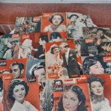 Coleccionismo de Revista Garbo: LOTE DE 19 REVISTAS GARBO DE 1954. Lote 261938605