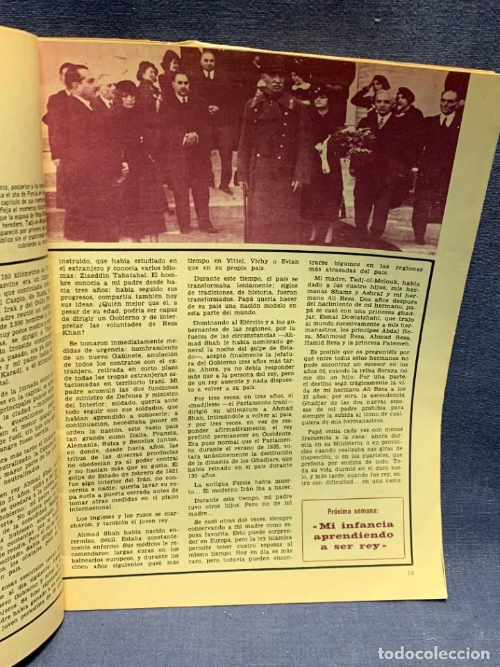 Coleccionismo de Revista Garbo: REVISTA GARBO Nº 884 1970 TITULAR LOLA FLORES MUJER DE NEGOCIOS 28X20CMS - Foto 5 - 276628443