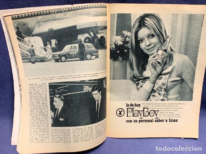 Coleccionismo de Revista Garbo: REVISTA GARBO Nº 884 1970 TITULAR LOLA FLORES MUJER DE NEGOCIOS 28X20CMS - Foto 7 - 276628443