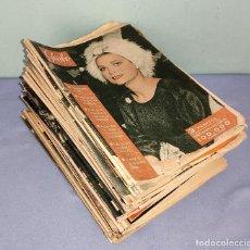 Coleccionismo de Revista Garbo: GRAN LOTE 48 NUMEROS DE REVISTA GARBO AÑOS 60. Lote 276697153
