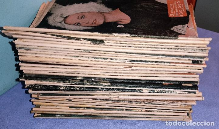 Coleccionismo de Revista Garbo: GRAN LOTE 48 NUMEROS DE REVISTA GARBO AÑOS 60 - Foto 2 - 276697153
