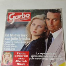 Coleccionismo de Revista Garbo: REVISTA GARBO. Lote 284589868