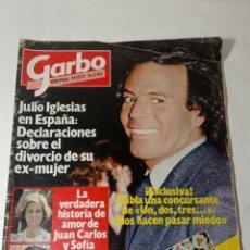 Coleccionismo de Revista Garbo: REVISTA GARBO. Lote 284589898