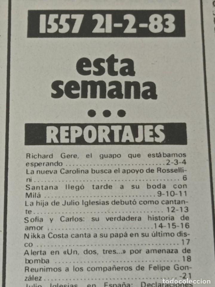 Coleccionismo de Revista Garbo: Revista garbo - Foto 3 - 284589898