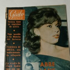 Coleccionismo de Revista Garbo: REVISTA GARBO. Lote 284589993