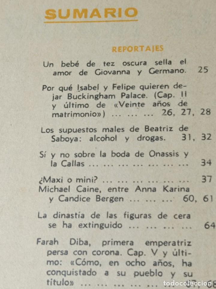 Coleccionismo de Revista Garbo: Revista garbo - Foto 2 - 284590038