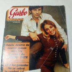Coleccionismo de Revista Garbo: REVISTA GARBO. Lote 284591998
