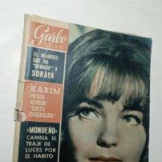 Coleccionismo de Revista Garbo: REVISTA GARBO 600 AÑO 1964 ROMY SCHNEIDER MONTEÑO SORAYA. Lote 284592153