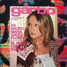 Coleccionismo de Revista Garbo: GARBO / MARISOL, ANTONIO GADES, MIKE CONNORS, URSULA ANDRESS, MARIBEL MARTIN, SOPHIA LOREN. Lote 286647363