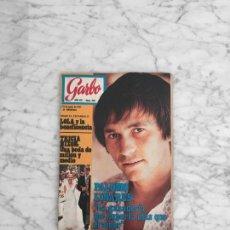 Coleccionismo de Revista Garbo: GARBO - 1971 - PALOMO LINARES, VALEN, RITA HAYWORTH, JACKIE ONASSIS, PILAR CAÑADA, RAFAELA APARICIO. Lote 286836928