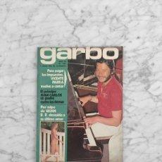 Coleccionismo de Revista Garbo: GARBO - 1972 - MANOLO ESCOBAR, RAPHAEL, BRIGITTE BARDOT, DIANA SOREL, VICENTE PARRA, MIGUEL RIOS. Lote 287313858