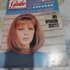 Coleccionismo de Revista Garbo: REVISTA GARBO NUMERO 814, 1968 VIRNA LISI. Lote 287802143