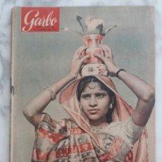 Coleccionismo de Revista Garbo: GARBO.NOVIEMBRE 1953.TRIESTRE. MODA. REVISTA. Lote 287971763