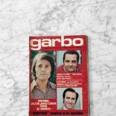 Coleccionismo de Revista Garbo: GARBO 1972 SVETLANA STALIN, RAPHAEL, PEDRO CARRASCO, ANNE-MARIE POL, MANOLO ESCOBAR, SILVIA TORTOSA. Lote 289412378