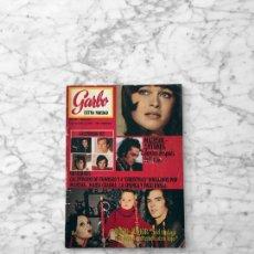 Coleccionismo de Revista Garbo: GARBO - 1971 - MARISOL, SHEILA, GLORIA LASSO, LUIS AGUILE, ROCIO DURCAL Y JUNIOR, CAMILO SESTO. Lote 289459268