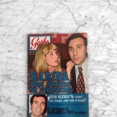 Coleccionismo de Revista Garbo: GARBO - 1971 - KARINA, JULIO IGLESIAS, MARY CARRILLO, COCO CHANEL, OLES DE LA CANCION, PAQUITO CANO. Lote 289670718