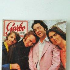 Coleccionismo de Revista Garbo: GARBO, LOS BEATLES, APOLO 13. VER SUMARIO. 1970. Lote 289831628
