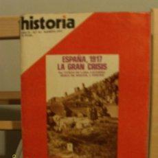 Coleccionismo de Revista Historia 16: HISTORIA 16 AÑO 2 Nº 16 DE 1977. Lote 25297924
