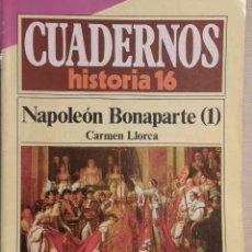 Coleccionismo de Revista Historia 16: CUADERNOS HISTORIA 16 Nº 149 NAPOLEÓN BONAPARTE.(I). . Lote 15102703