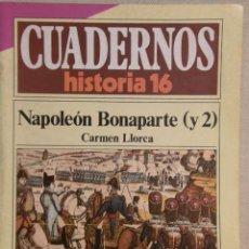 Coleccionismo de Revista Historia 16: CUADERNOS HISTORIA 16 Nº 150 NAPOLEÓN BONAPARTE. (II). . Lote 15102723