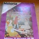 Coleccionismo de Revista Historia 16: HISTORIA 16: EL OCASO DE LA SANGRE AZUL- DESASTRE DEL 98 - EL DIVORCIO EN ESPAÑA . Lote 26948771