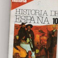 Coleccionismo de Revista Historia 16: HISTORIA 16 - EXTRA XXII - HISTORIA DE ESPAÑA 10 -. Lote 16977104