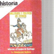 Coleccionismo de Revista Historia 16: REVISTA : HISTORIA 16 , AÑO 1976 N 2. Lote 50771658