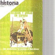 Coleccionismo de Revista Historia 16: REVISTA : HISTORIA 16 , AÑO 1976 N 4. Lote 17902856