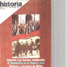 Coleccionismo de Revista Historia 16: REVISTA : HISTORIA 16 , AÑO 1976 N 5. Lote 17902879