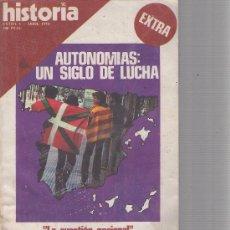 Coleccionismo de Revista Historia 16: REVISTA : HISTORIA 16, AÑO 1976 N 330. Lote 17963635