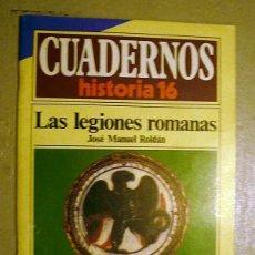Coleccionismo de Revista Historia 16: HISTORIA 16 Nº 103 LAS LEGIONES ROMANAS. Lote 18259973