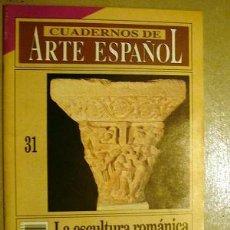 Coleccionismo de Revista Historia 16: HISTORIA 16 Nº 31 LA ESCULTURA ROMANICA EN NAVARRA. Lote 18260235